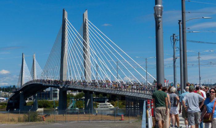 6. Tilikum Bridge
