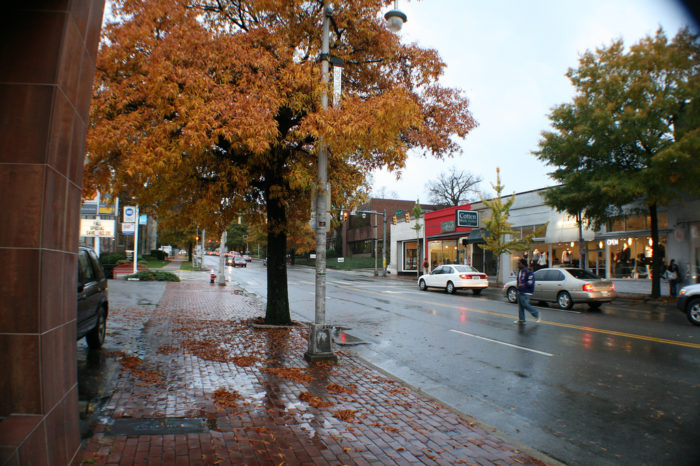 4. Hillsboro Village is a dream during the fall.