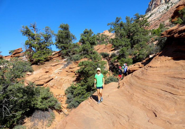 8. Canyon Overlook Trail, Zion National Park