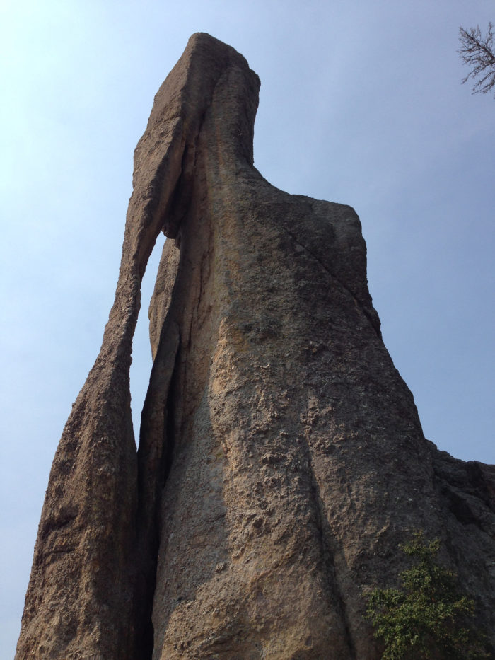 4. And the delicate Needles Eye, all in Custer State Park