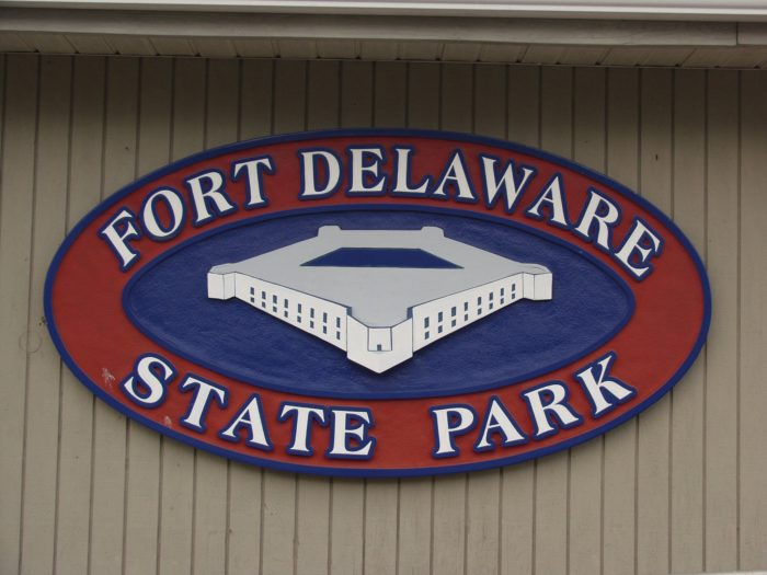 Fort Delaware is located on Pea Patch Island and is a frequent spot for school field trips and historic tours.