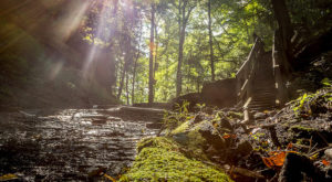 This Just Might Be The Most Beautiful Hike In All Of Indiana