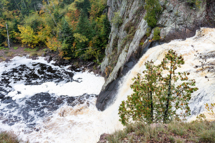 5. High Falls at Tettegouche State Park