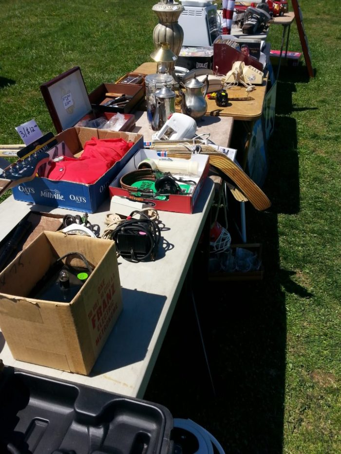 You Need To See This Flea Market In Rhode Island