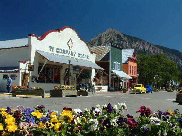 2. Crested Butte National Historic District