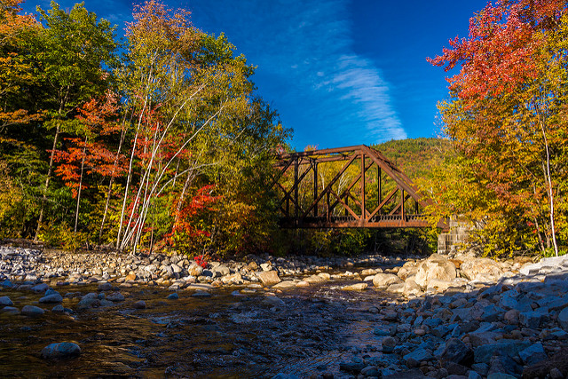 So although the colors may not be at their brightest, it is still worth getting out to see the foliage this fall!