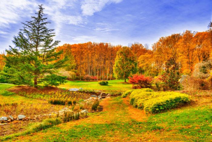 7. Brookside Gardens