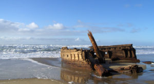 Not Many People Know About This Incredible Shipwreck That Was Discovered On The Oregon Coast