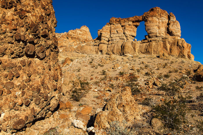 6. Liberty Bell Arch Trail (Lake Mead National Recreation Area)