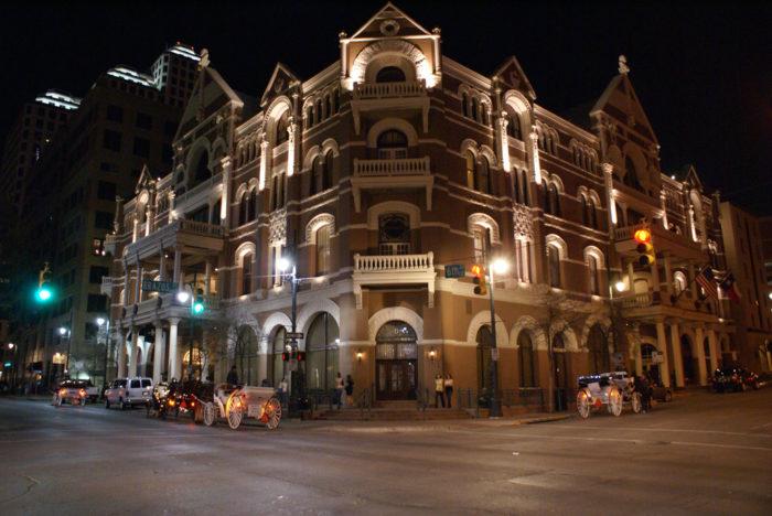12. Driskill Hotel (Austin)