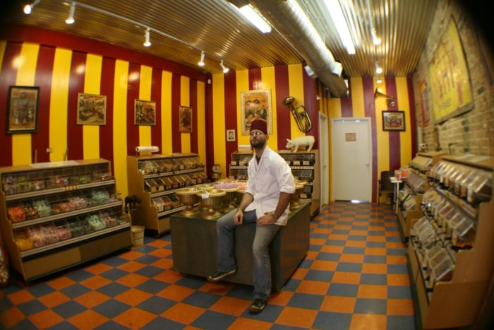 ...look no further than Big Top Candy Shop.