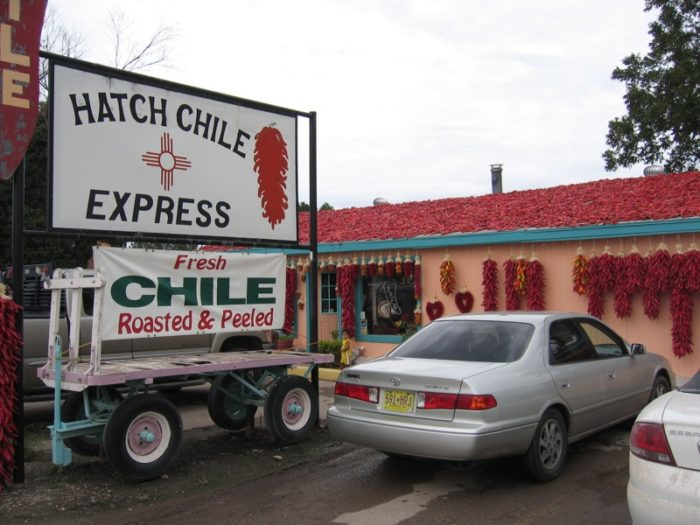 9. Go to the Hatch Chile Festival.