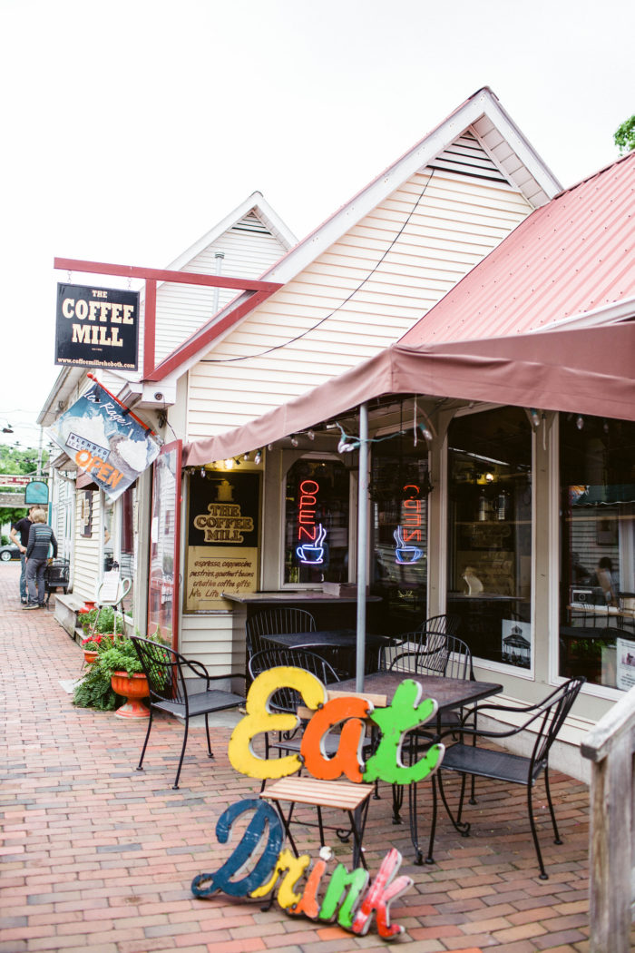 You'll never run out of places to explore in Rehoboth Beach, that's for sure.
