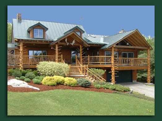 The Moose Meadow Lodge.