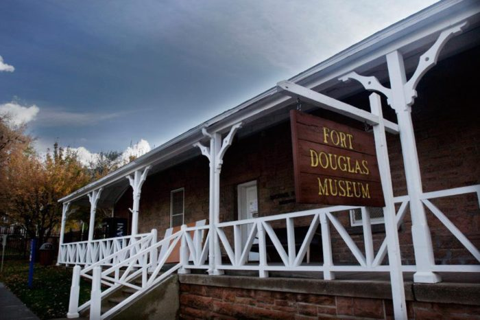 """John Jackson's ghost is said to haunt the fort's museum, which once served as a barracks. He was given the nickname """"Clem"""" by a group of Boy Scouts who saw him appear years ago."""