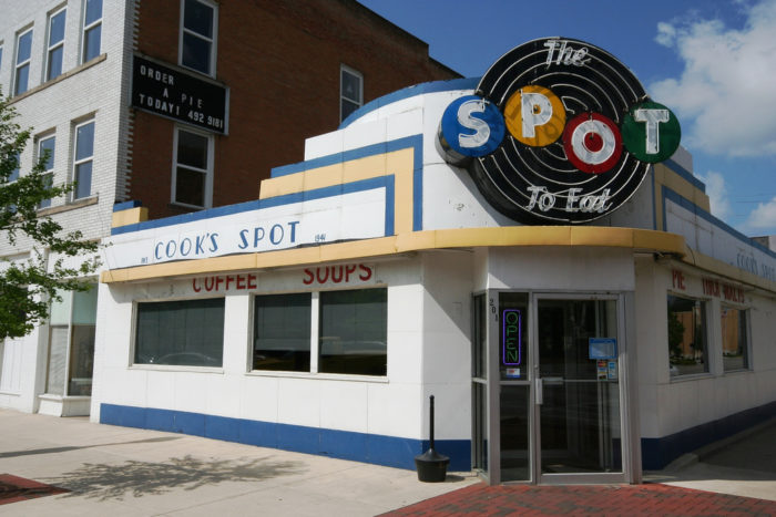 8. The Spot To Eat (Sidney)