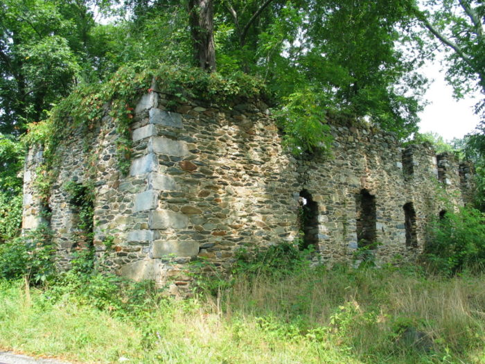 2. Old Burnt Mill (Hillsboro)