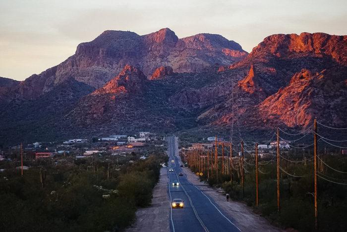 10. Apache Junction