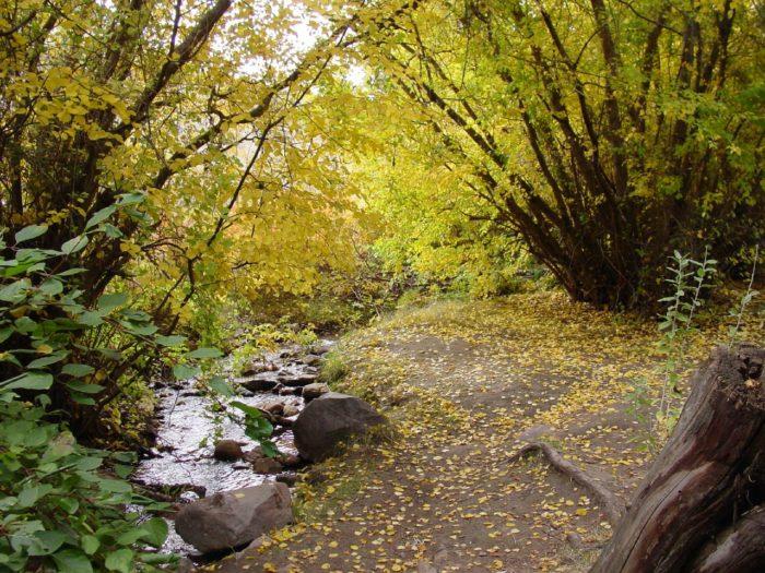 1. City Creek, Pocatello
