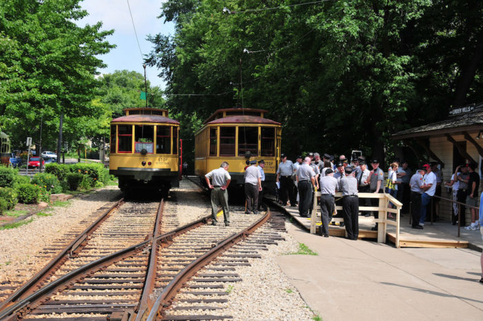 Board the Como-Harriet Line at the Linden Hills or Lake Calhoun Station. The Excelsior Line is 15 miles south of downtown Minneapolis. Board it at the Water Street or Old Excelsior Boulevard stops.