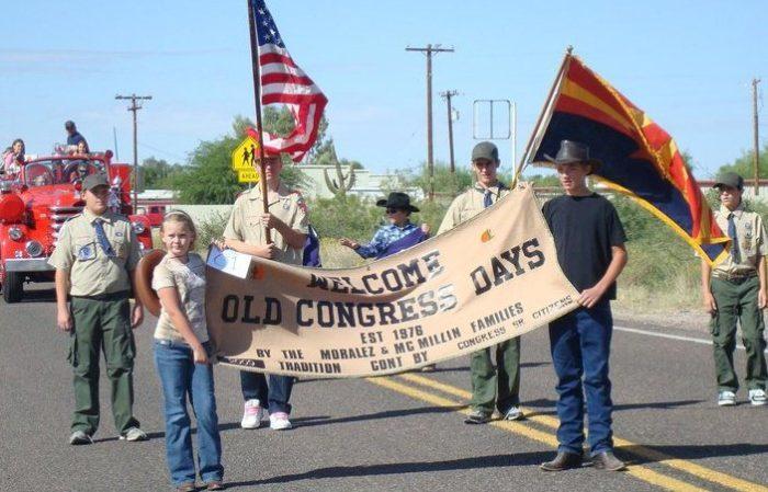 11. Old Congress Days: Kick Up Your Heels, Congress