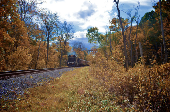 If you've yet to take a ride aboard the Cuyahoga Valley Scenic Railroad, it's worth the trip—and you'll likely fall in love with Ohio all over again.