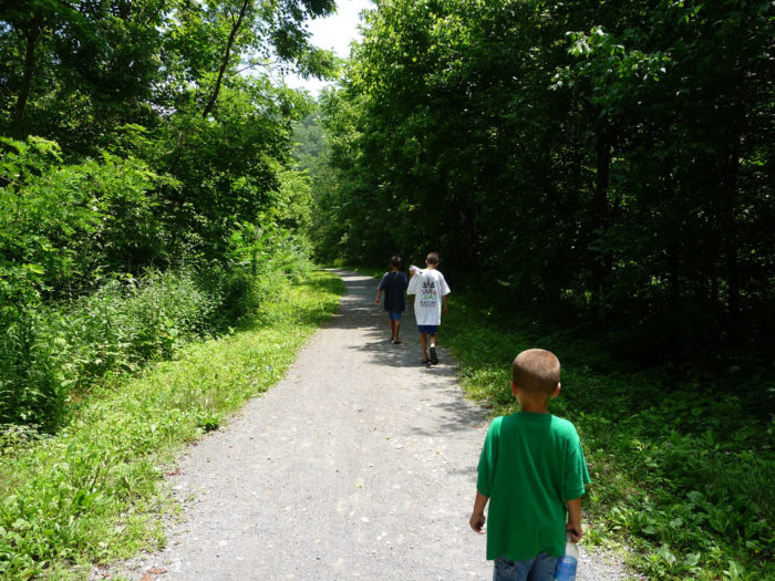 2. Marion County Trail