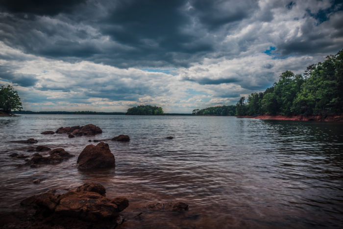 10. Lake Hartwell State Park (enroute to Interstate 85) on SC-11