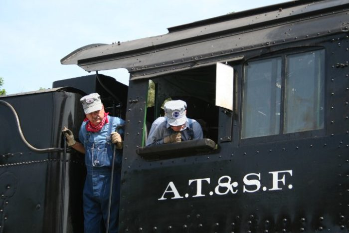 For more information on the Abilene & Smoky Valley Railroad, or to schedule a scenic fall ride, visit their website.