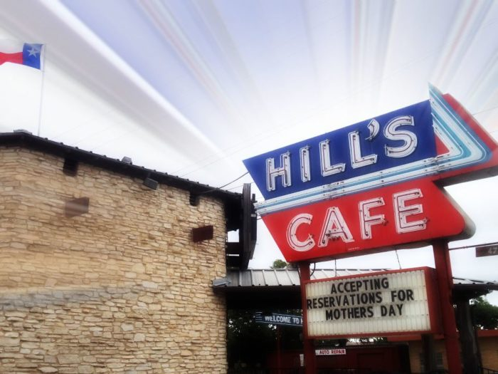 3. Hill's Cafe
