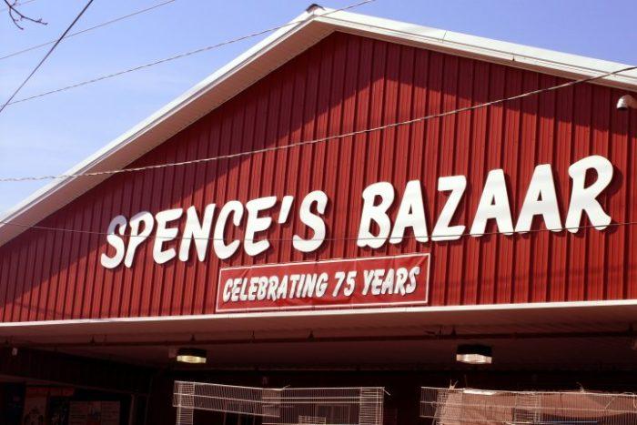 Spence's Bazaar has been a Dover landmark for over 80 years!