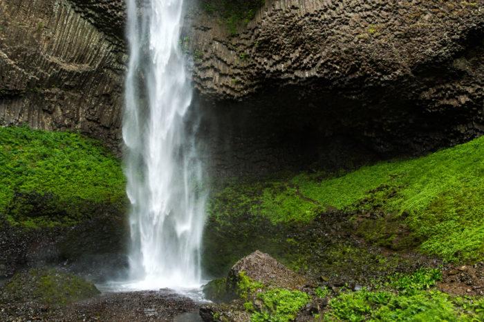 7. Latourell Falls Hike, 2.4 miles