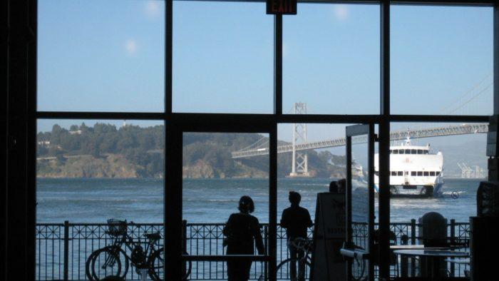 2. The Ferry Building: Embarcadero, San Francisco.