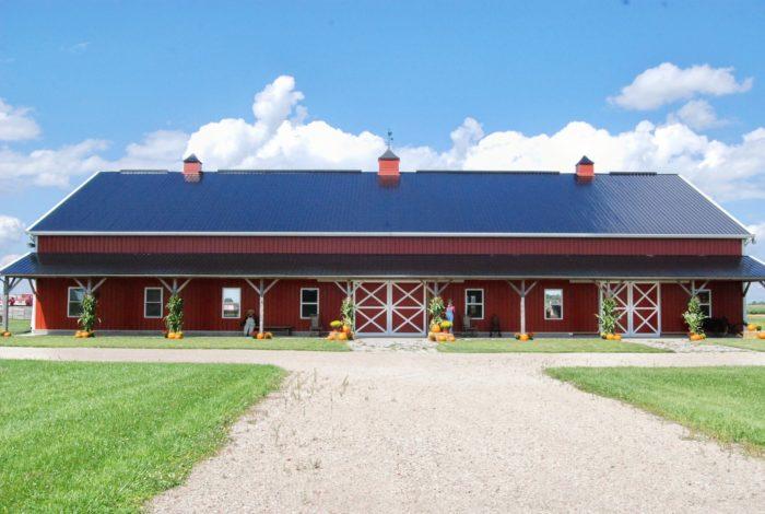 1. Ramseyer Farms (Wooster)