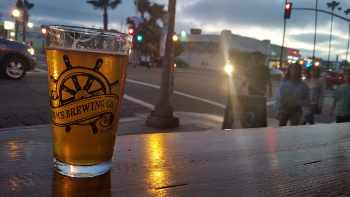 2. And the Craft Brew Capital of America -- two designations reserved for our very own San Diego located right here in Southern California.