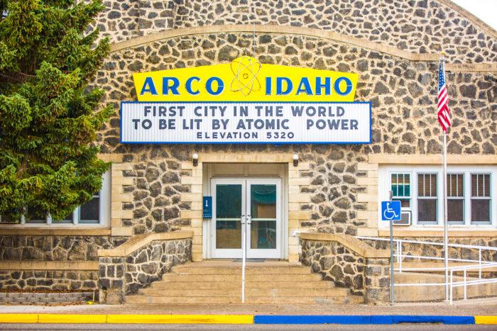 Atomic City - Idaho's Nuclear Wasteland
