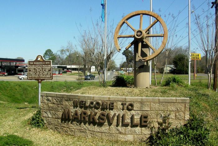 7. Marksville – 62.88