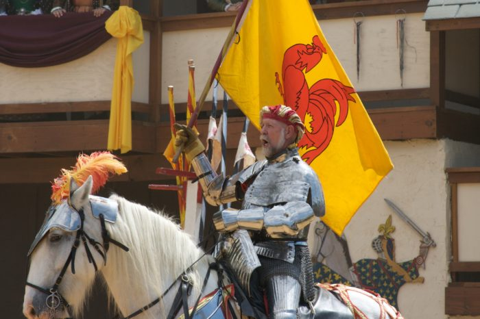 1. Maryland Renaissance Festival - Now through Oct 23rd