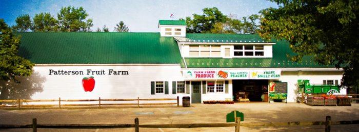 5. Patterson Fruit Farm (Chesterland)