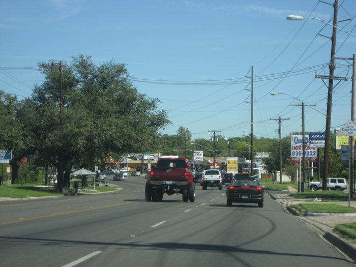 6. North Lamar