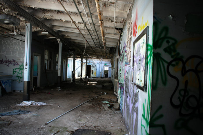 However, many people claim that the Atlanta Prison Farm is haunted.
