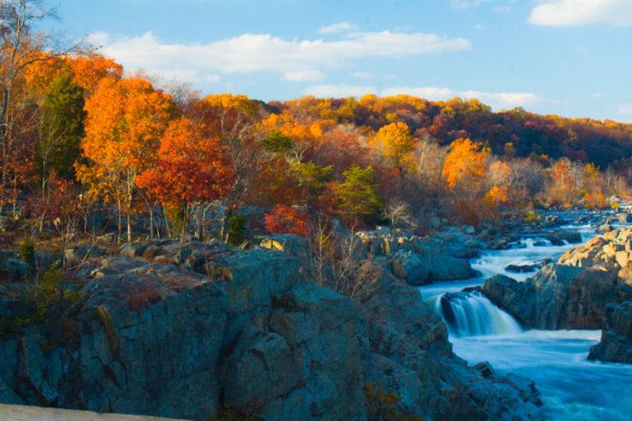 Great Falls Park - 9200 Old Dominion Drive, McLean, VA 22102