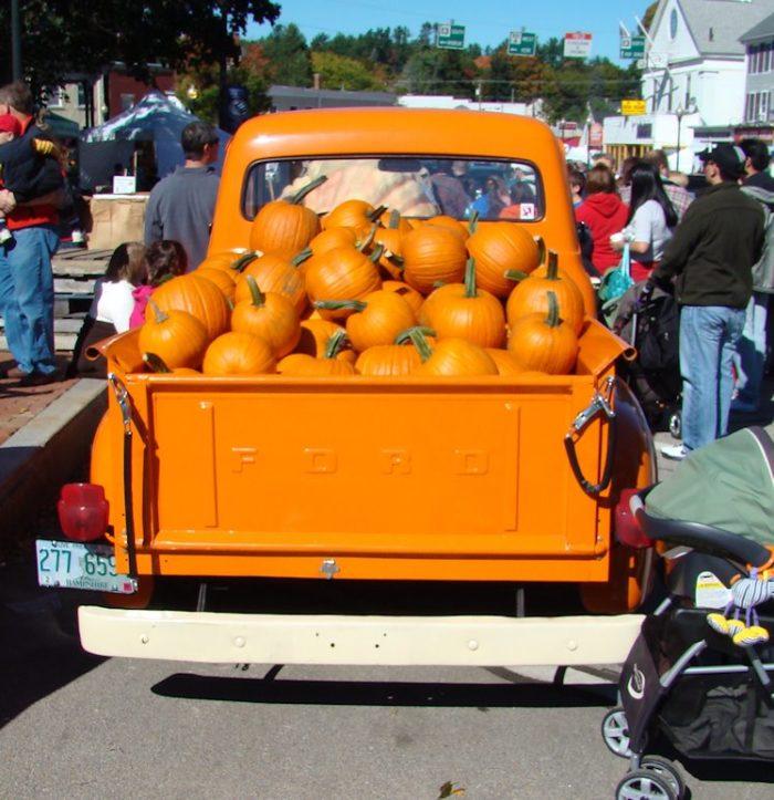 4. Milford Great Pumpkin Festival, October 7-9