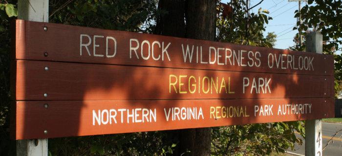 4. Red Rock Wilderness Regional Park (Leesburg)