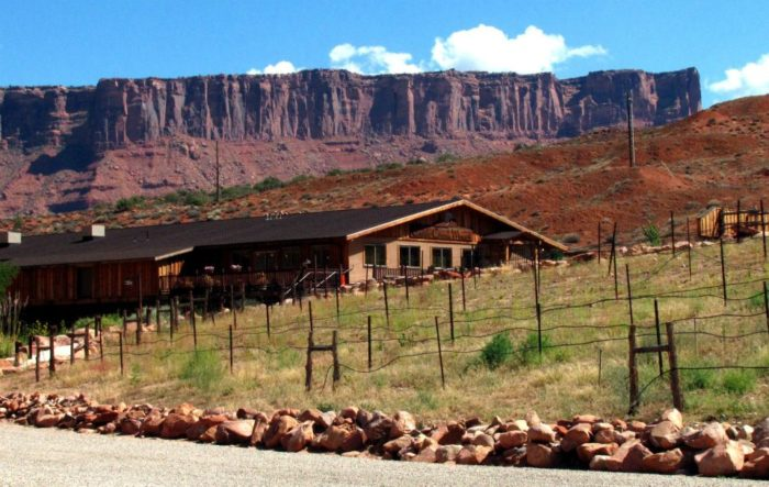 Visit Moab's Wineries.