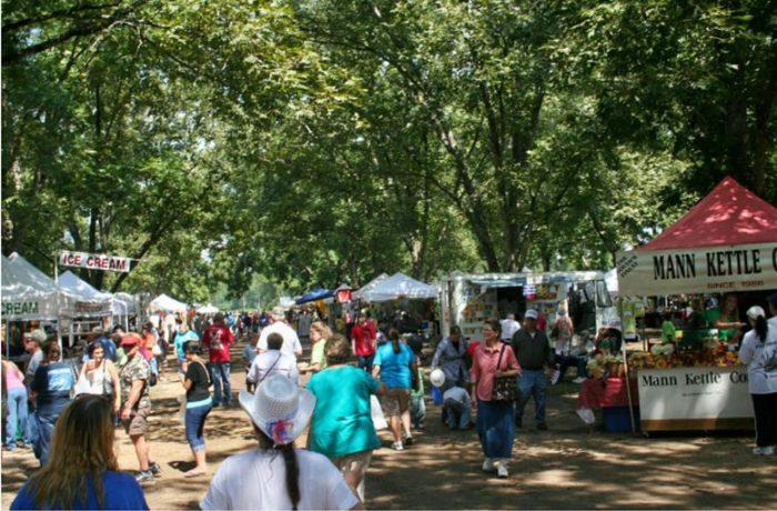 2. Mississippi Pecan Festival, Richton