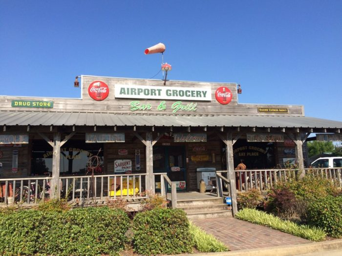 2. Delta Region – Airport Grocery, Cleveland