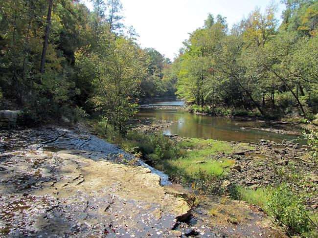 3. Dunn's Falls Hiking Trail, Enterprise