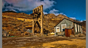 The Story Behind This Haunted Mine In Nevada Is Truly Creepy