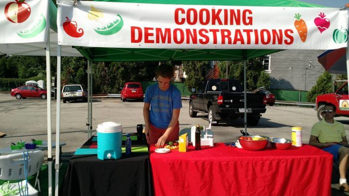 Enhance their culinary skills by attending special cooking demonstrations.